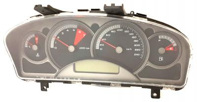 2008 jeep liberty instrument panel