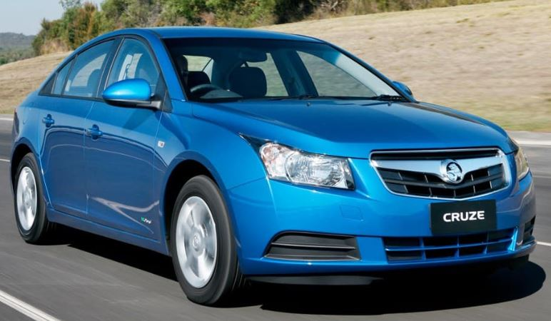 Holden Cruze JG-JH ECM failure